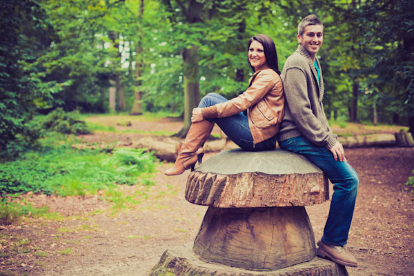 Engagement & Pre-Shoot Photography Portfolio from ifocus Photography
